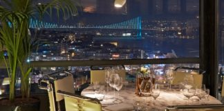 Vogue Restoran - Beşiktaş